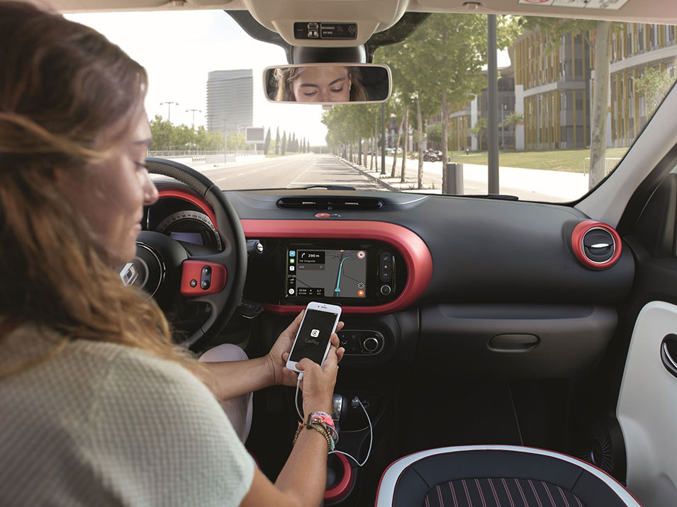 Renault Twingo - Greece Race for the Cure®